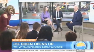 Joe Biden Says the Man Who Shot the Texas Church Shooter Shouldn't Have Had an AR-15 (clip2) - Video