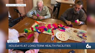 Making The Holidays Happy at Long-Term Care Facilities