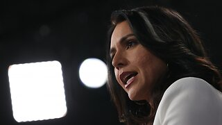 Rep. Tulsi Gabbard Files Defamation Suit Against Hillary Clinton