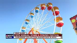 2018 Stars & Stripes Festival - Video