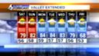 Got Weekend Plans? Here is my latest Extended Forecast