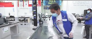 Sam's Club shopping hours for healthcare workers