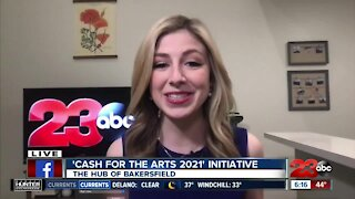 Cash for the Arts program extended into 2021