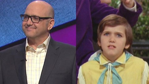 'Jeopardy!' Contestant Starred in 'Willy Wonka and the Chocolate Factory'