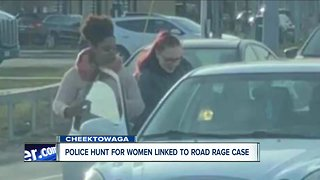 Cheektowaga Police look to identify females involved in road rage incident