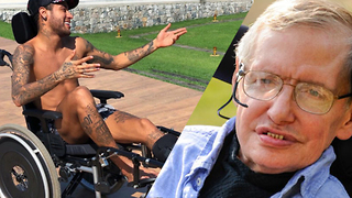 Neymar Jr TROLLS Stephen Hawking's After Death   WTF! - Video