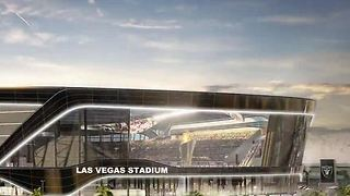Clark County Commission approves land use permit for Raiders Las Vegas stadium - Video