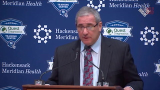 Giants New GM Wants To Stick With Eli Manning - Video