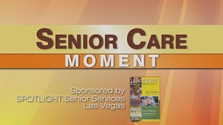 Senior Care Moment 11/24/16 - Video