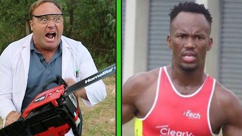 South African Triathlete Attacked with a CHAINSAW While Training, Nearly Loses His Legs
