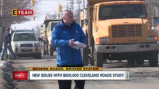 New issues with $600,000 cleveland road study