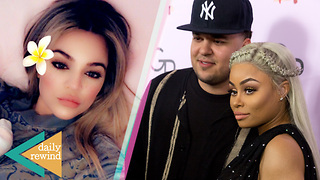 Khloe Kardashian Gives First Look At Baby! Blac Chyna Tries Manipulating Rob Kardashian! | DR