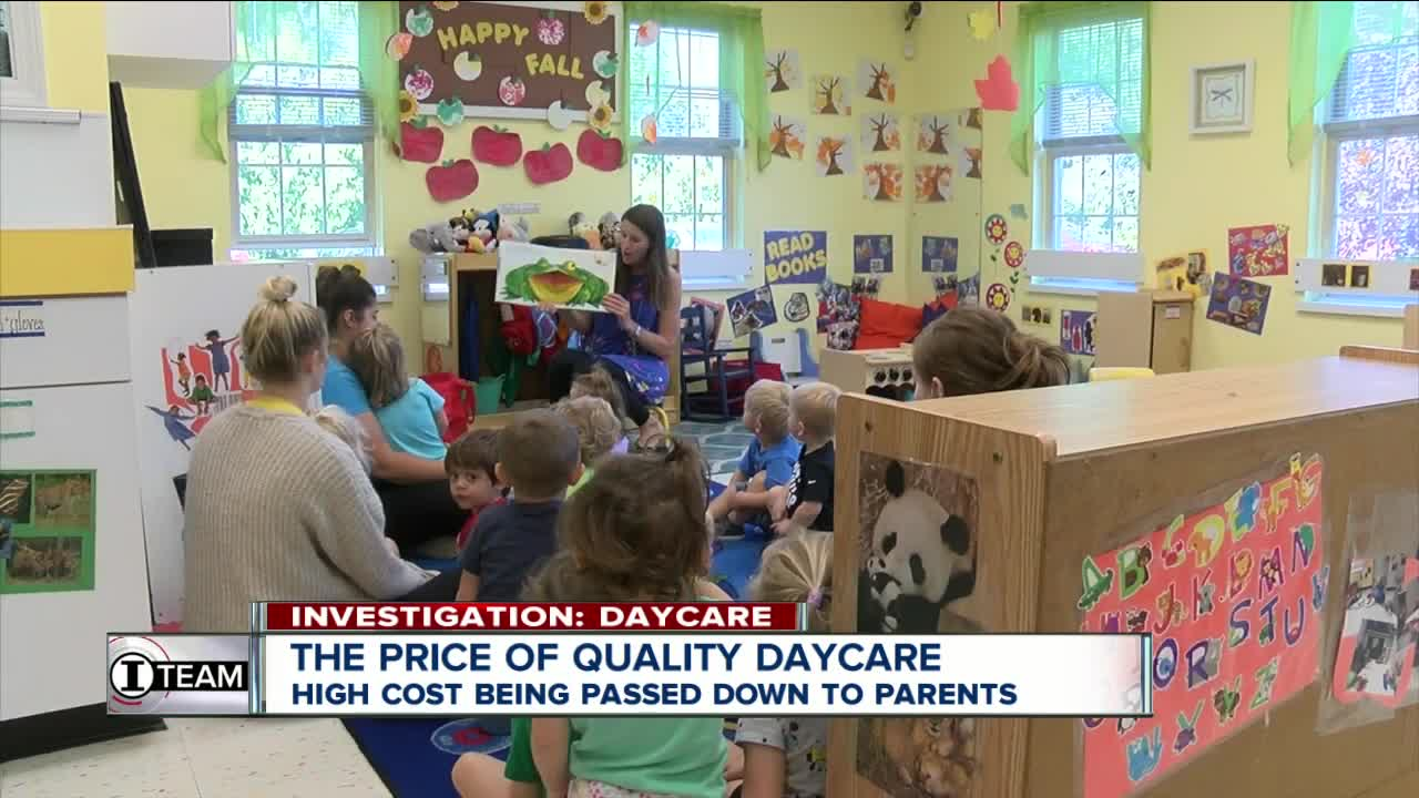 High cost for daycare being passed down to WNY parents