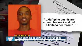 New details in dealership murders - Video