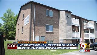 Missing Covington cancer patient found dead - Video