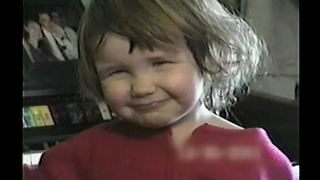 Toddler Girl Impersonates George Bush - Video