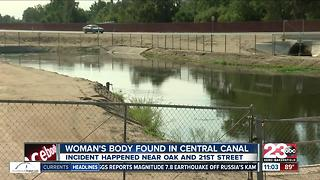 Four bodies found in canal in one week - Video