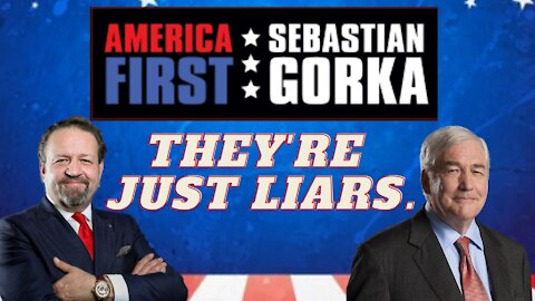 They're just liars. Lord Conrad Black with Sebastian Gorka on AMERICA First