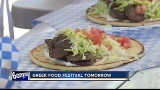 38th annual Greek Food Festival preview