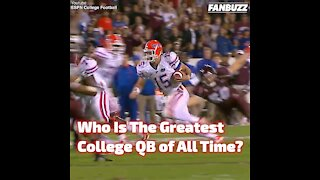 Best Quarterbacks in College Football History