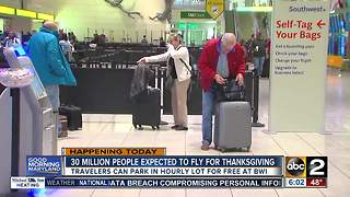 Tips to avoid congestion, traffic on the busiest travel day of the year - Video