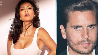 Scott Disick GOING CRAZY Over Kourtney Kardashian! - Video