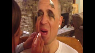 Daughters give Dad an EXTREME Makeover!