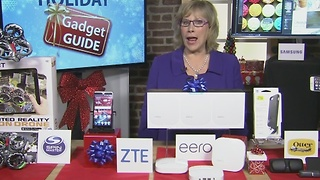 Holiday Gadget Guide 12/14/16 - Video
