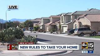 More foreclosures possible over late HOA payments - Video