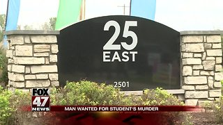 Arrest warrant out for man involved in murder of MSU student - Video