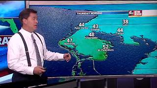 Florida's Most Accurate Forecast with Denis Phillips on Wednesday, March 14, 2018