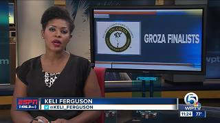 Groza High School finalists announced - Video