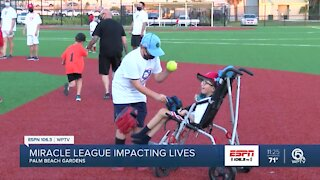 Miracle League Palm Beach County gets recognized
