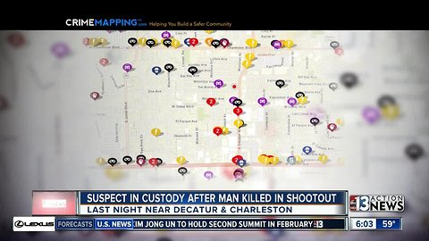 More than 20 bullets fired in the neighborhood