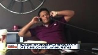 Man accused of cheating Medicare out of $132 million lived lavish lifestyle - Video