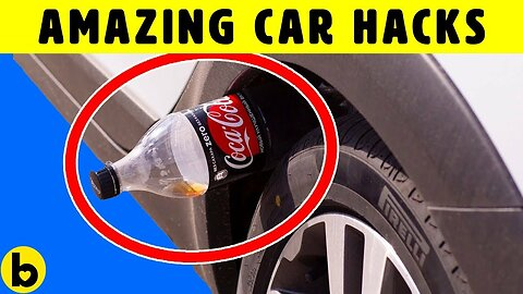15 Car Hacks That Every Driver Should Know