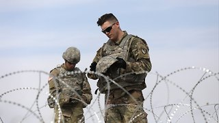 DHS Reportedly Requests More Troops At Border To Upgrade Fencing
