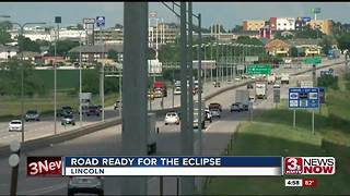Nebraska State Patrol prepares for solar eclipse traffic - Video