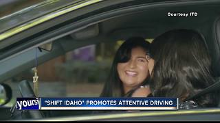 """""""Shift Idaho"""" encourages engaged, attentive driving habits"""