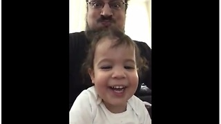 Hysterical Baby Has The Most Infectious Laugh Ever