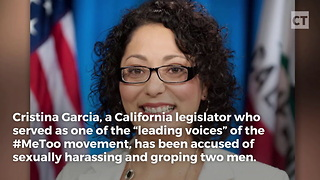 Female Dem Behind #MeToo Being Investigated for Sexual Misconduct
