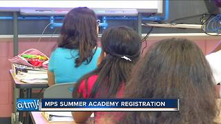 MPS summer school sessions to start - Video
