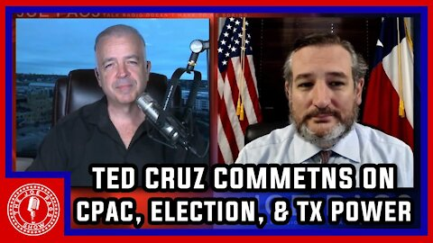 Ted Cruz Talks Cancun CPAC Conservatives Oh My!