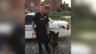 """Officer Craig Lehner, """"committed to helping others"""""""