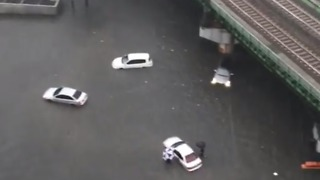 Record-Breaking Rainfall Wreaks Havoc in Busan - Video