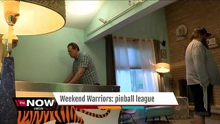 Weekend Warriors: Home Pinball League - Video