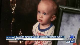 Missing in Colorado event offers resources to families searching for loved ones - Video