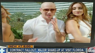 Officials fired after Pitbull contract controversy - Video