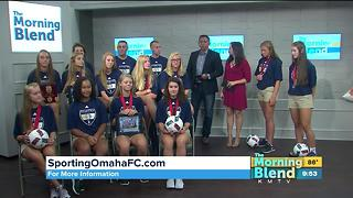 Sporting Omaha FC 7/20/17 - Video