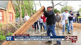 Living the American Dream - Video